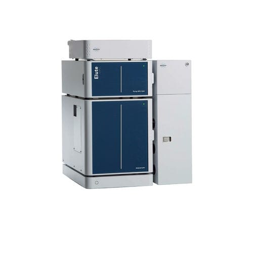 UHPLC-Chromatograph / Labor / mit Massenspektrometer gekoppelt / Analytische