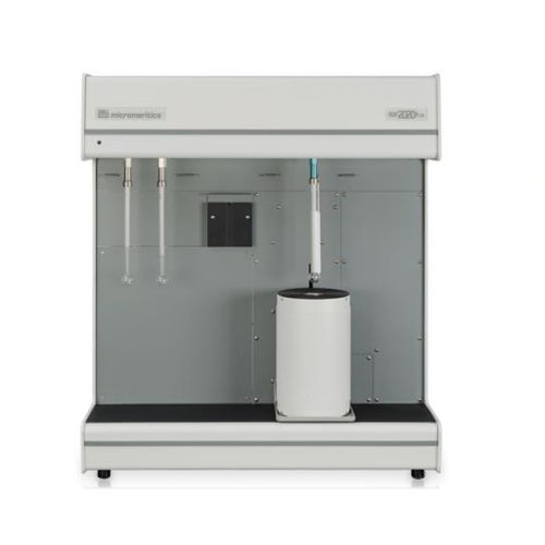 Gasanalysator / Porengrößen / Chemisorption / Benchtop ASAP 2020 Plus series Micromeritics
