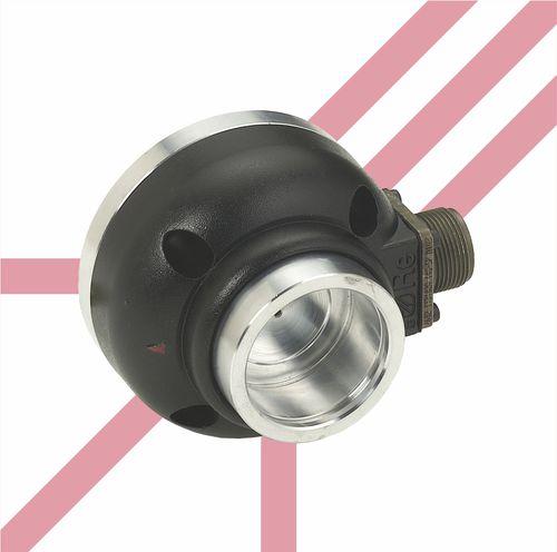 Zugkraft-Wägezelle / Ring / Hochpräzision / vernickelt