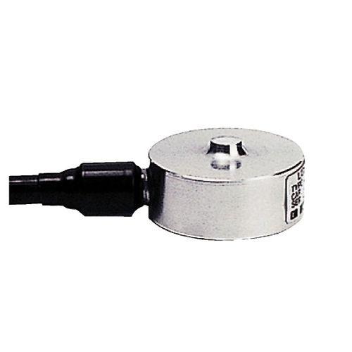 Druckkraft-Wägezelle / Knopf / Hochpräzision / kompakt
