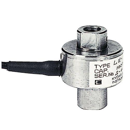 Wägezelle / Zug- und Druckkraft / zylindrisch / kompakt / platzsparend