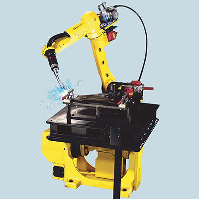 motorisierter Positionierer / für Roboter / für Teile