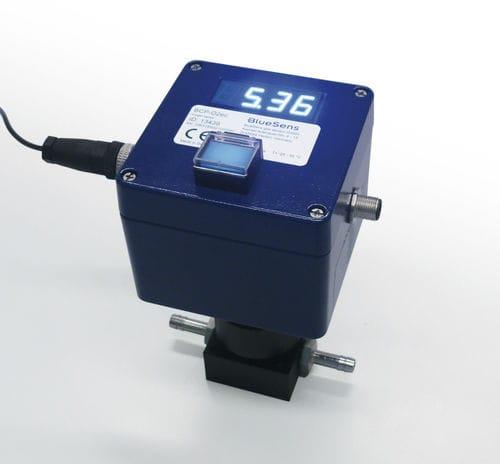 Sauerstoffsensor (O2) / Zirkonoxid O2 / Inline / Echtzeit / robust