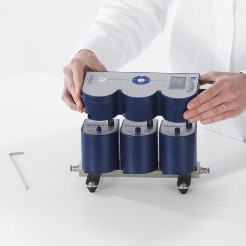 Sauerstoffanalysator / Kohlendioxid / CH4 / Biogas