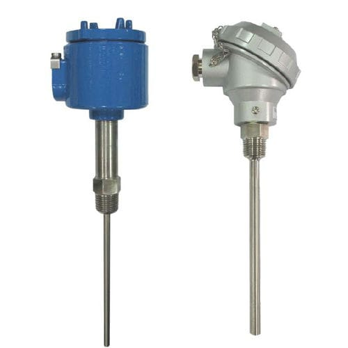 Widerstand-Temperatursensor / 2-Leiter / 3 Kabel / 4-Leiter