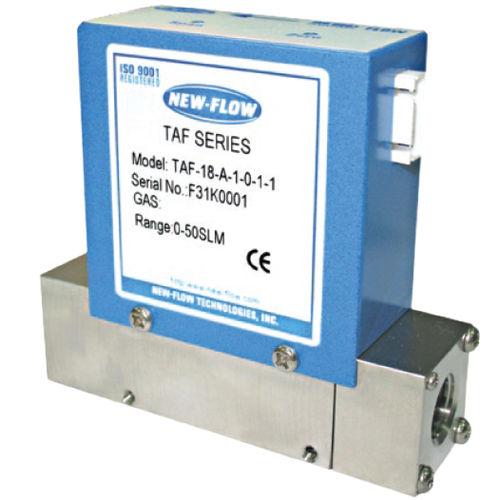 Massendurchflussmesser / thermisch / für Gas / Inline