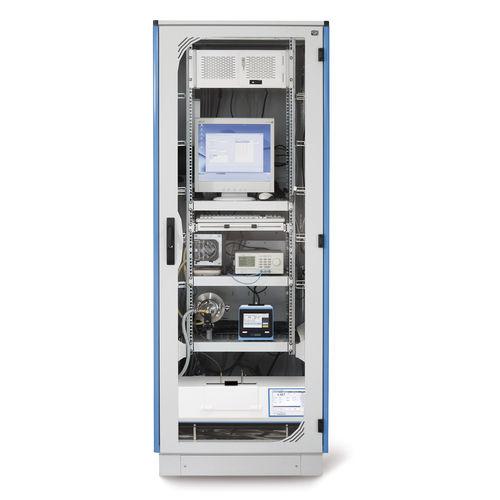 Getränke-Analysator / Konzentration / integrierbar / Online