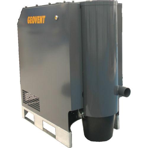 Staub-Industriesauger / für Industrieanwendungen / kompakt / mit automatischer Filterreinigung