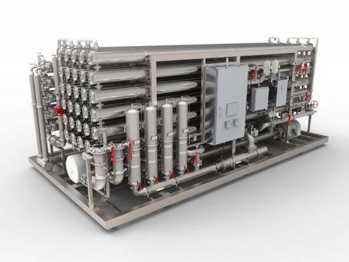 Wasserreinigungseinheit für Umkehrosmose