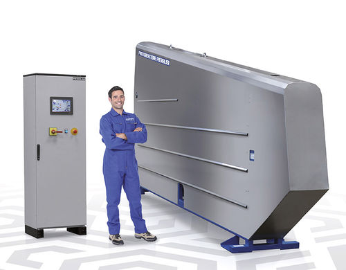 Olivenbrei-Knetmaschine Protoreattore® Pieralisi - Olive Oil Division