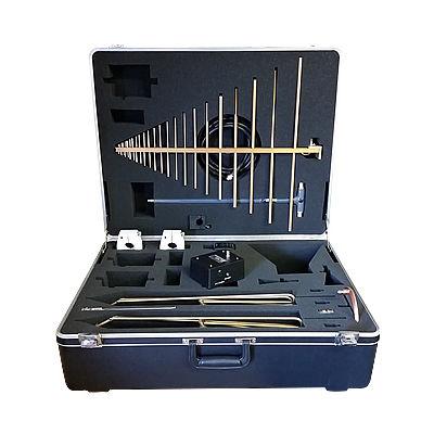 Funkantenne / Log-periodische / gehärtet / Kit AK-7G A.H. Systems