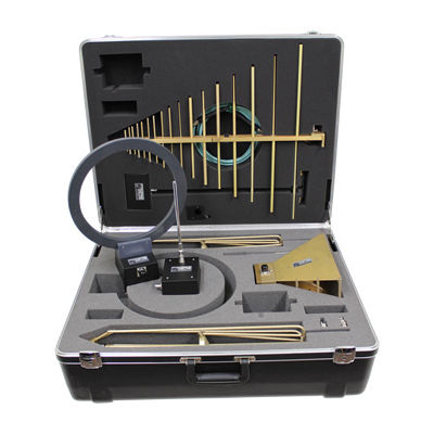 Funkantenne / Log-periodische / Schleifen / gehärtet AK-285T A.H. Systems