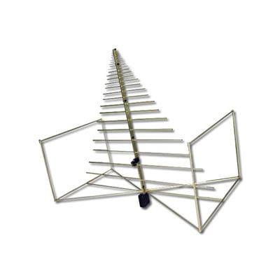 Funkantenne / Log-periodische / bikonisch / gehärtet SAS-522-5 A.H. Systems