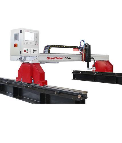 CNC-Schneidemaschine - SteelTailor