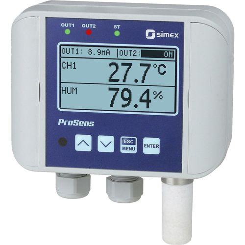 Feuchteregler-Temperaturcontroller - SIMEX Sp. z o.o.