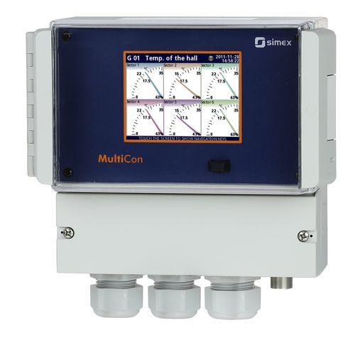 Temperaturregler mit LCD-Display - SIMEX Sp. z o.o.