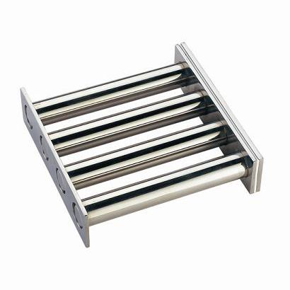 Gitter-Magnet-Abscheider / für Flüssigkeiten / für Mülltrennung / für die Lebensmittelindustrie