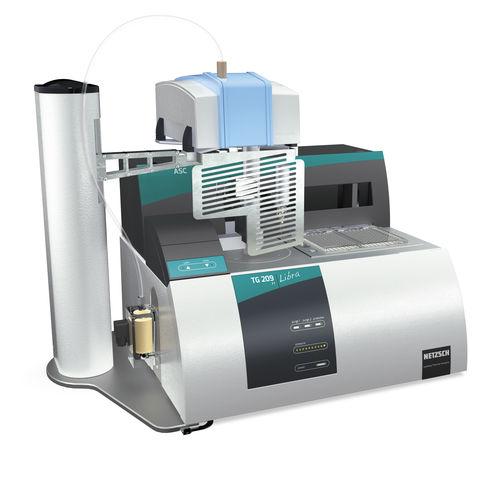 FT-IR-Spektrometer - NETZSCH-Gerätebau GmbH