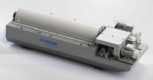 zentrifugaler Dekanter - Hiller GmbH