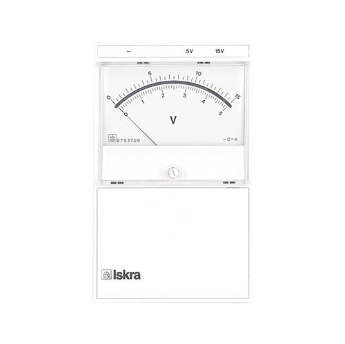analoges Voltmeter