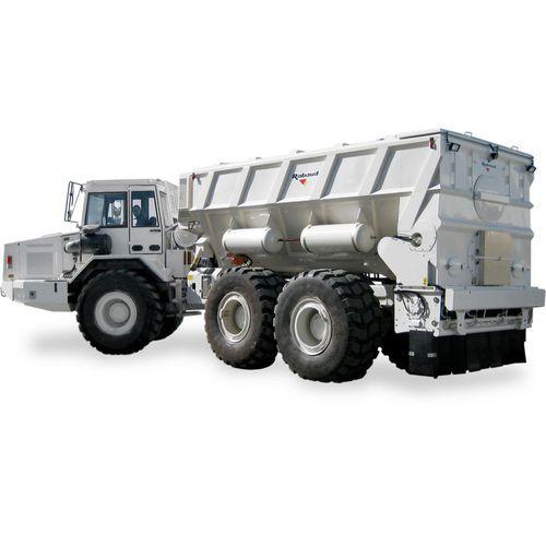 LKW-montierter Sprühanlage für Binder