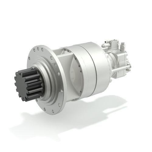 Getriebe für Drehwerksantriebe / Planeten / Koaxial / Hochdrehmoment