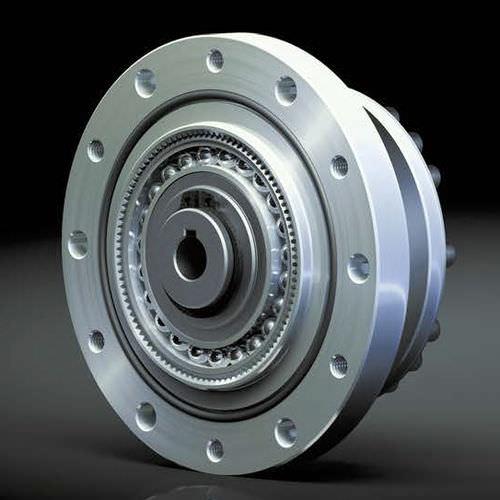 Wellgetriebe / Koaxial / Hochpräzision / Hohlwelle