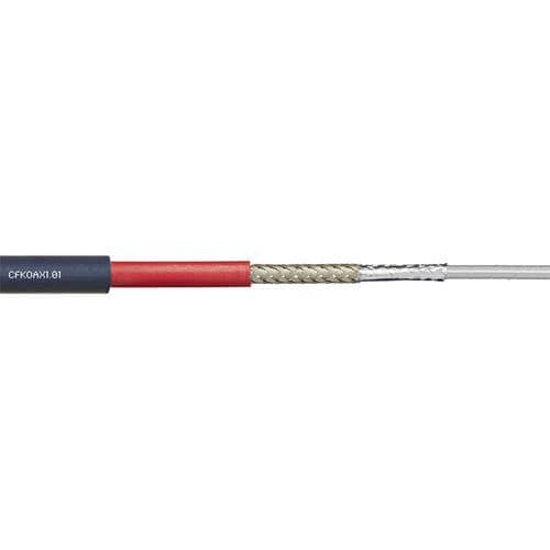 RF-Stromkabel / UV-beständig / schwerentflammbar / Koaxial