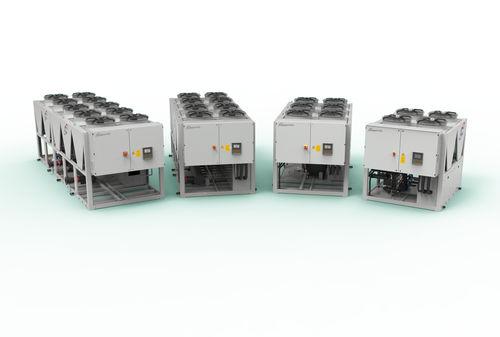 Wasserrückkühler / für Schraubenkompressor / hochleistungsfähig / Free-Cooling