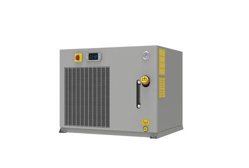Wasserkühler / Luftkondensation / mit gelöteten Platten WLA Compact COSMOTEC
