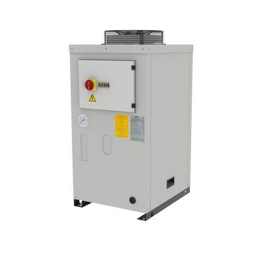 Ölkühler / Luftkondensation