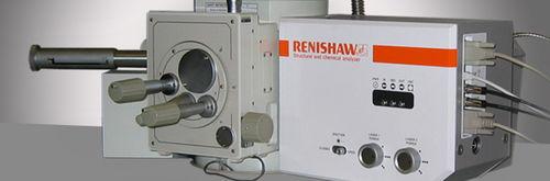 Mikroskop für Analyse / Raman / SEM RENISHAW