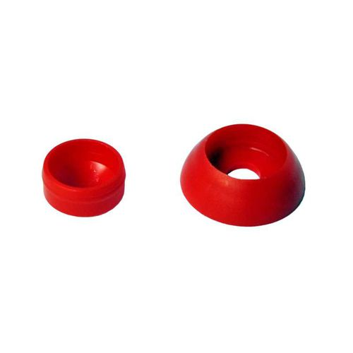 runde Kappe / Schutz