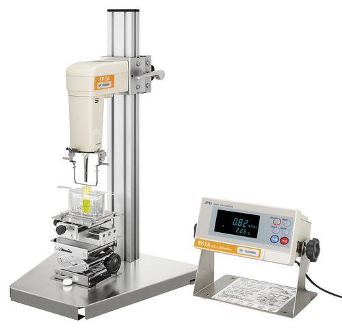 Rotationsviskosimeter / Dreh / für Labors / vertikal 2ml, 0.3 - 10 000 mPa.s | SV-A series A&D COMPANY, LIMITED