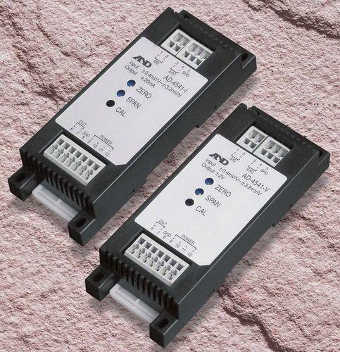 DIN-Schienen-Signalaufbereiter -2 V ... +2 V | AD-4541-V/I A&D COMPANY, LIMITED