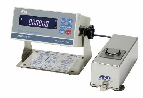 Wägemodul 21 - 310 g, 0.001 - 0.1 mg, IP65 | AD-4212B series A&D COMPANY, LIMITED