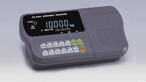 Digitaler Wägeindikator / Benchtop / wasserdicht / Mehrzweck 20 mm | AD-4405 A&D COMPANY, LIMITED