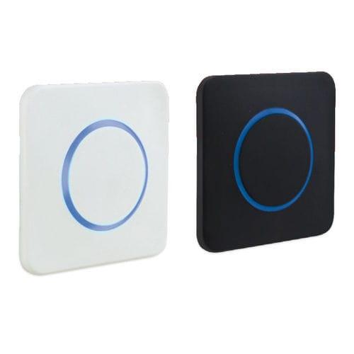 Schalter zum Türöffnen / LED beleuchtet / kontaktlos / IP65