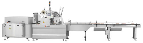 Schrumpffolienverpackungsmaschine / horizontal