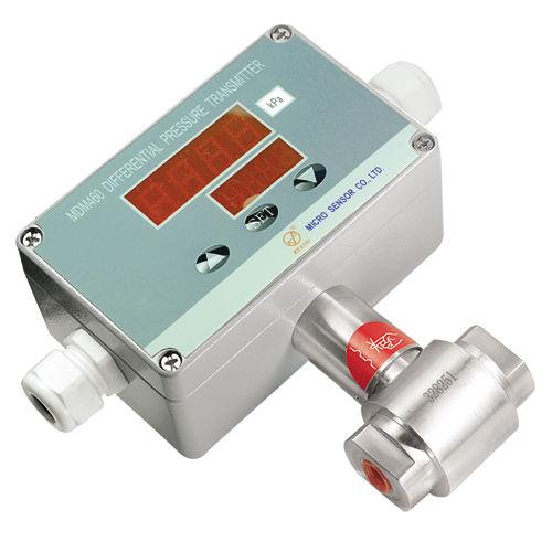 Hochpräzisions-Druckwächter / RS485 / IP65 / mit Geber max. 3.5 MPa, -40 °C ... +125 °C | MDM460 Micro Sensor Co.,Ltd