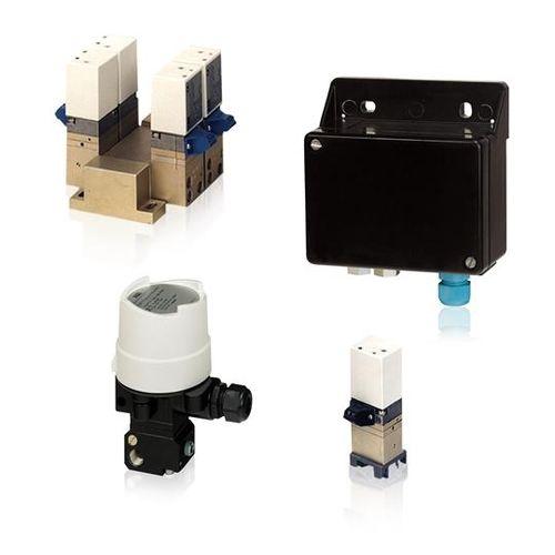 Elektropneumatischer Wandler / Signal / Strom/Druck TEIP11 / TEIP11-PS ABB Measurement & Analytics
