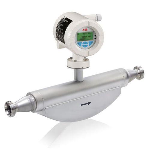 Massendurchflussmesser / Coriolis / für Flüssigkeiten / kompakt