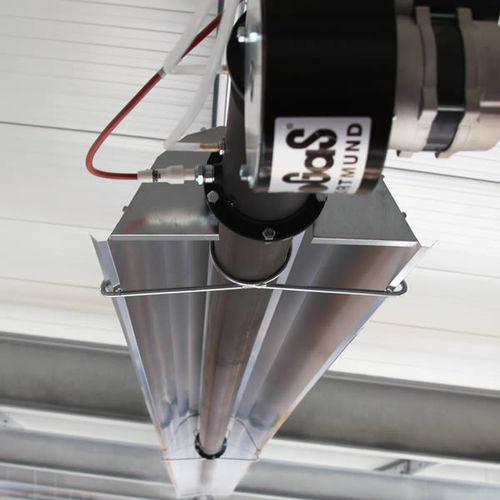 Dunkelstrahler / mit Brennwerttechnologie - GoGaS Goch GmbH & Co. KG