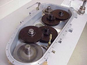 Parallelgetriebe