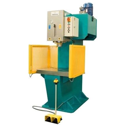 hydraulische Presse / Stanz / vertikal / Einständer