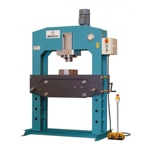 hydraulische Presse / motorisiert / Form / vertikal