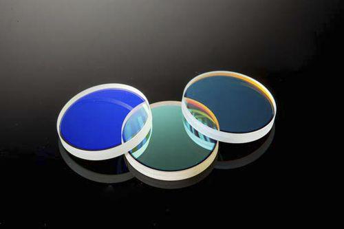 Optisch-Strahlteiler / Platte