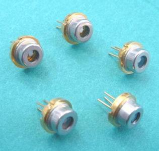 Laserdiode mit kontinuierlicher Welle / Festkörper / orange