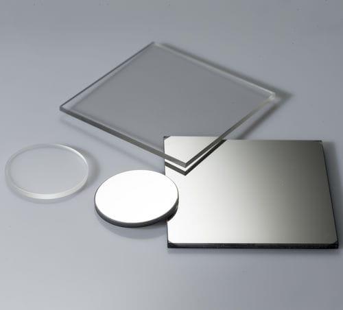 Optischer Filter / mit neutraler Dichte / sichtbares Licht / Infrarot / BK7-Glas