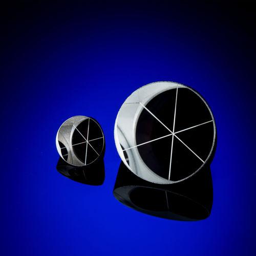 Reflex-Lichtschranke-Prisma